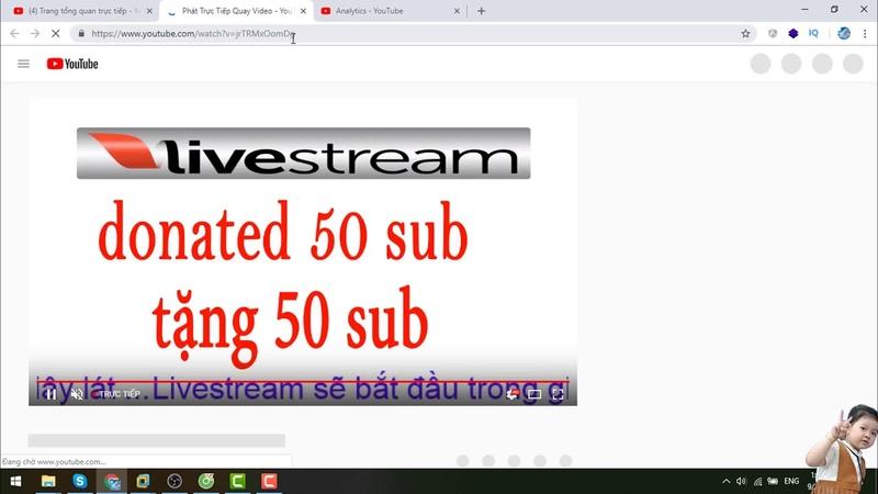 Tự Kiếm 300 Giờ Youtube - Cầy 4k Giờ Youtube Như Thế Nào -Livestream Youtube 2018