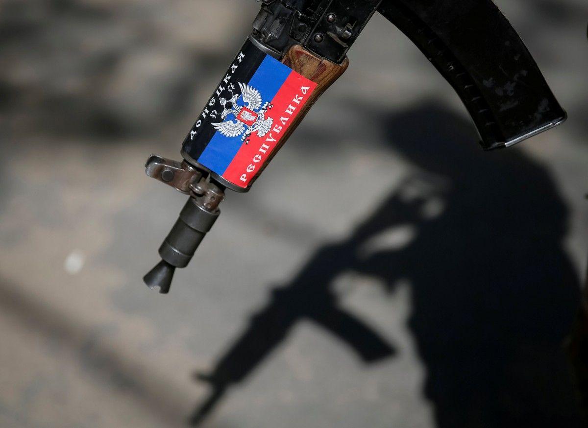 Боевики расстреляли беспилотник ОБСЕ над оккупированной частью Донбасса