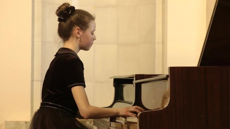 Конкурс Юный пианист 15.04.18