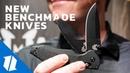 NEW Benchmade Knives SHOT Show 2019