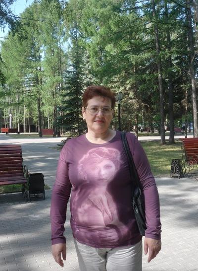 Ирина Лесина, 15 мая 1962, Уфа, id5741203