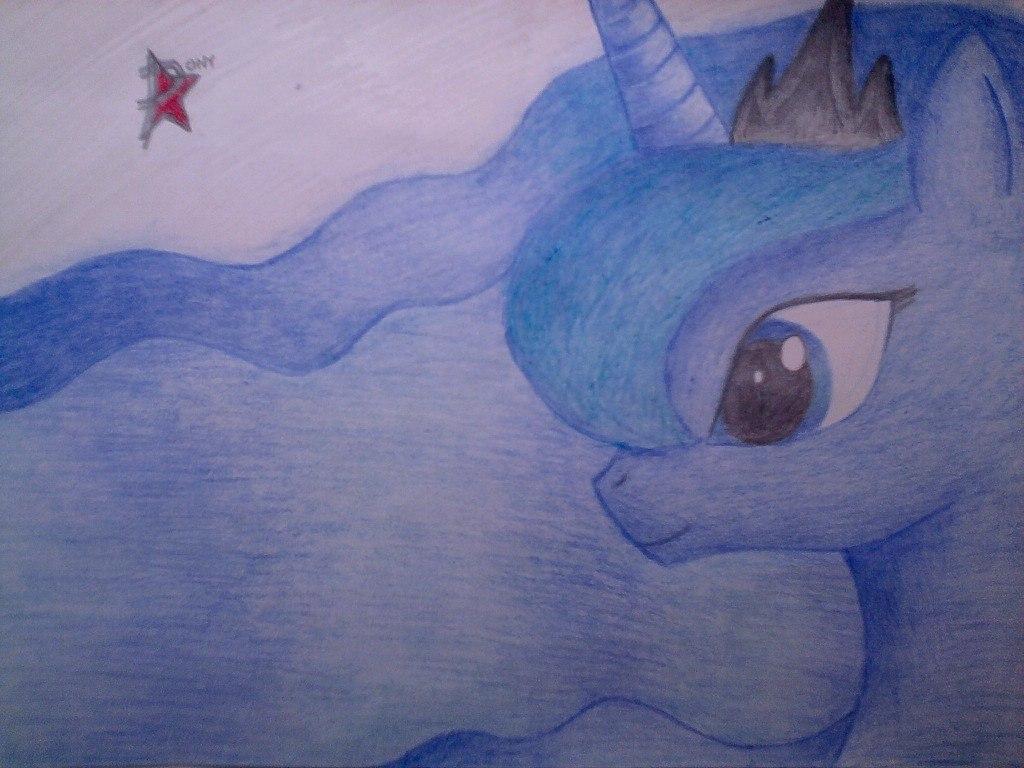 картинки мои рисунки пони