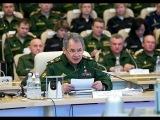 Сергей Шойгу: заявления и комментарии министра 31 марта 2014 г.