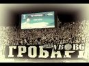 Grobari navijanje [full report] I Partizan -Tottenham 18.09.2014