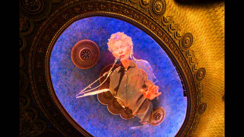 Laurie Anderson and Kronos Quartet Landfall excerpt at Big Ears 2015