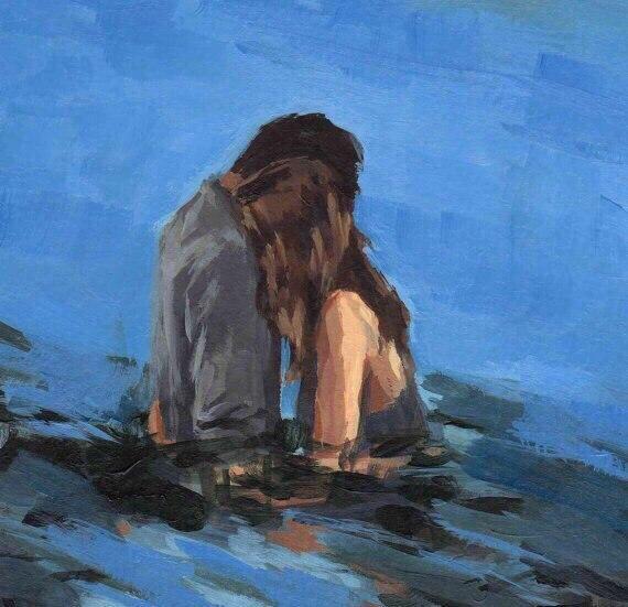 Где просыпается желание быть слабой, там начинаются отношения.