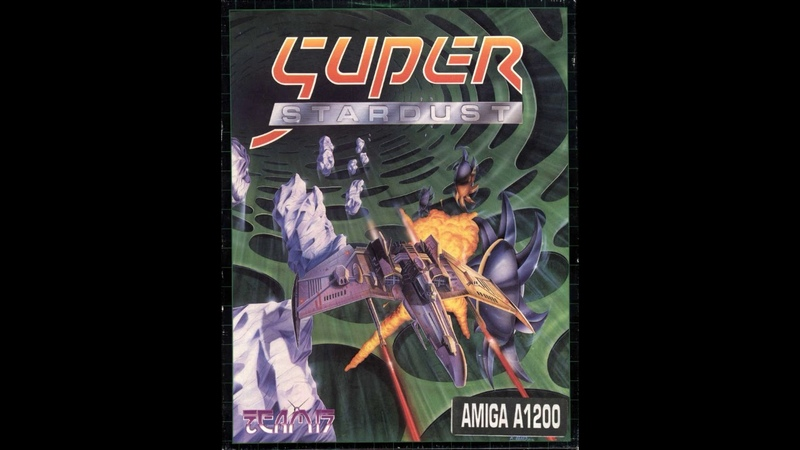Old School {Amiga} Super Stardust ! full ost soundtrack