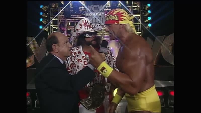 WCW Nitro 27.11.1995 13 (Русская версия WWH)