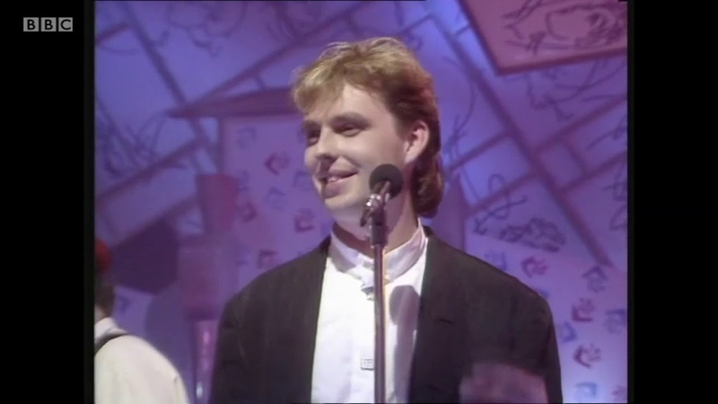 OMD - (Forever) Live and Die - Top of the Pops 18-09-1986
