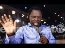 TB JOSHUA SPEAKS IN TONGUES DURING VIEWERS PRAYER