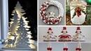 DIY Christmas Decor Easy Fast DIY Christmas Winter Ideas for Teenagers 18