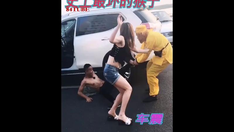 Ngộ Không đi troll đường phố và cái kết khắm bựa [Chinese - style prank]