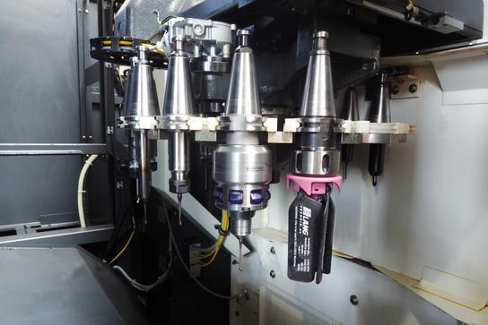 Вентилятор Clean-Tec в инструментальном магазине