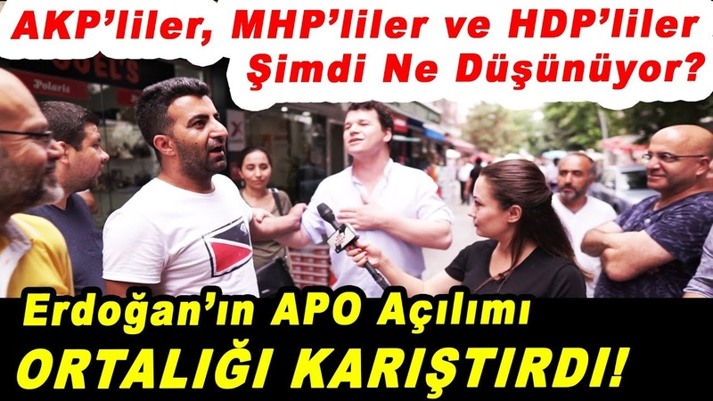 Cumhurbaşkanı Erdoğan APOnun Mektubunu Okudu! Ortalık Karıştı!