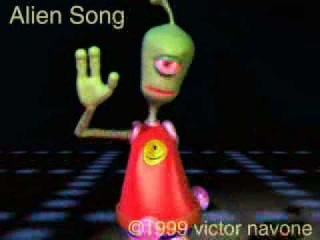 Pixar - Alien sings 'I Will Survive' - 3D animation -.mpeg