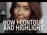 How I Contour &amp Highlight Tom Ford Shade &amp Illuminate and MAC Prep &amp Prime Light Boost