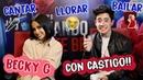ADIVINA LA PALABRA CON BECKY G!! | kevsho