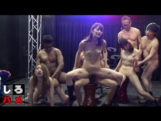 Heydouga 4017-PPV247-6 Fumika, Ami, Aika, Momo Nude Concert 2 [Uncensored, Japanese, JAV, Orgy, All Sex, Blowjob, Creampie]