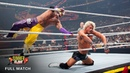 FULL MATCH - Rey Mysterio vs. Dolph Ziggler - Intercontinental Championship Match: SummerSlam 2009