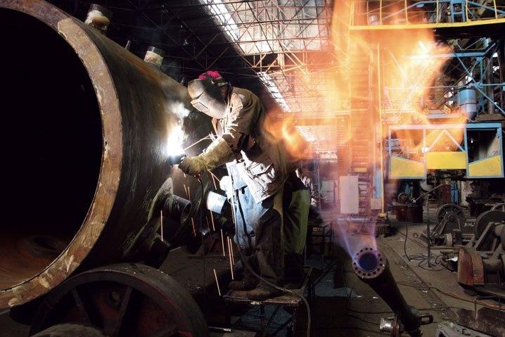 Таганрогский завод «Красный Котельщик» отгрузил четыре котла для строящейся ТЭЦ в Ленобласти