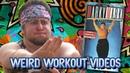 Weird Workout Videos - JonTron rus vo