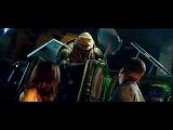 Черепашки ниндзя 2014 фильм Обзор Микеланджело
