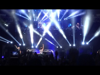 A Light That Never Comes - Linkin Park (Chaz & Mike) & Steve Aoki @ Summer Sonic 2013