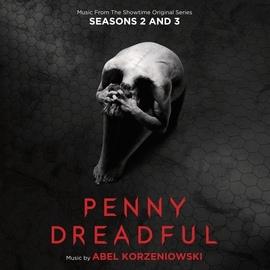 Abel Korzeniowski альбом Penny Dreadful: Seasons 2 & 3