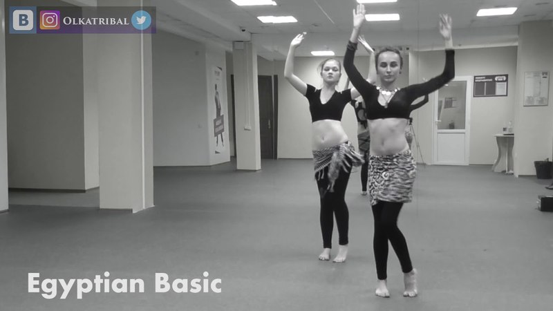 Just do it! Dance ATS® drills with Olga Helga Level 1-2 / Fast Moves