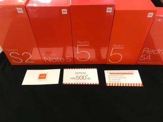Розыгрыш Redmi Note 5 от Mitrend - итоги