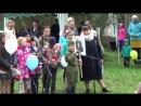 Выступление правнуков ветеранов ВОВ – 9 мая 2017 года у обелиска в д. Верея Раменского района Московской области