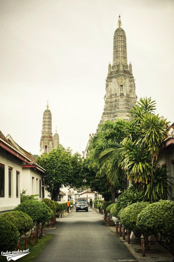 Wat Arun - достопримечательность Бангкока