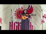 Юлия Зиганшина на фестивале