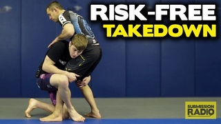 Takedown WITHOUT RISK of guillotine - by UFC Lightweight Jake Matthews