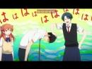 Gekkan Shoujo Nozaki kun Нозаки и его Сёдзё Манга 10 серия Amikiri Cleo chan Gomer HectoR Nuts Rexus MVO