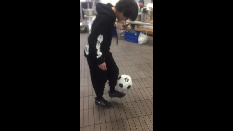 Matsumoto`s football