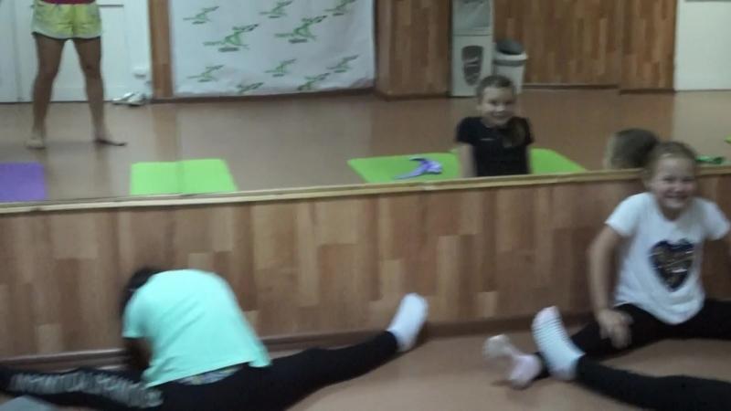 дети ГТОстретч