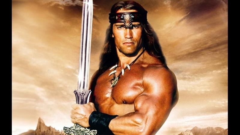 Конан варвар Conan the Barbarian 1982 BDRip 1080p Feokino