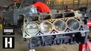 700HP Stroker LS How To Build Bottom End