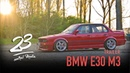 BMW E30 - red classic [ TRAILER ] / Kevin Media 23