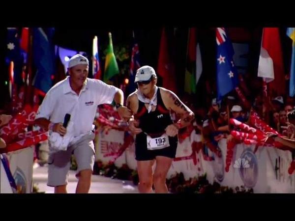 2011 Kona Ironman Triathlon - FINISH