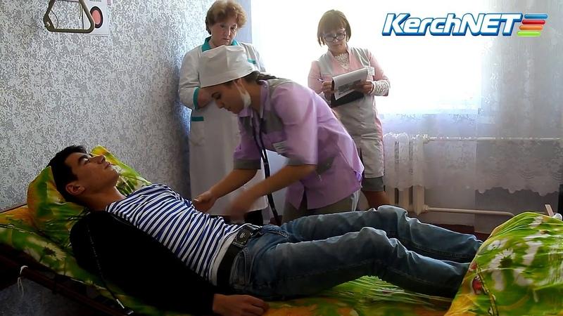 В керченском медицинском колледже выбирают кандидата на Worldskills Russia-2018