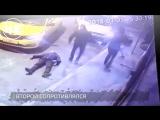 В Москве таксисты избили возле клуба студентов из зарубежья
