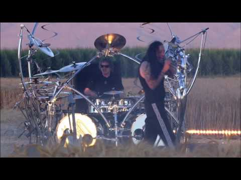 KORN - CROP CIRCLE CLIP OF LET THE GUILT GO
