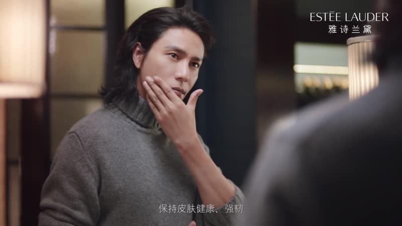 Реклама: Чэнь Кунь для Estee Lauder @ 23.01.19
