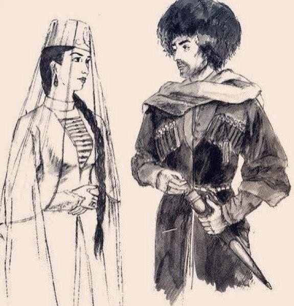 Анимация, картинки с надписями на осетинском языке
