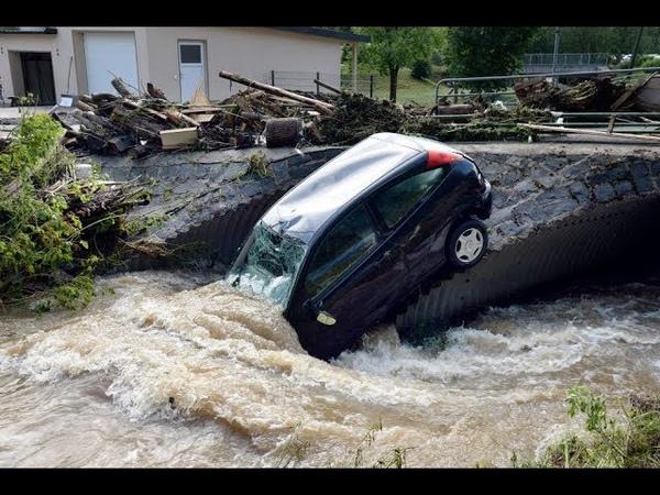 Катастрофическое наводнение. Северный Кипр. Что произошло и случилось сегодня на земле?
