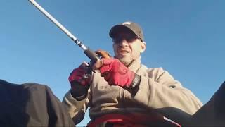 Стрим Рыбалка На Каяке (1 Рыба в Минуту Челендж)