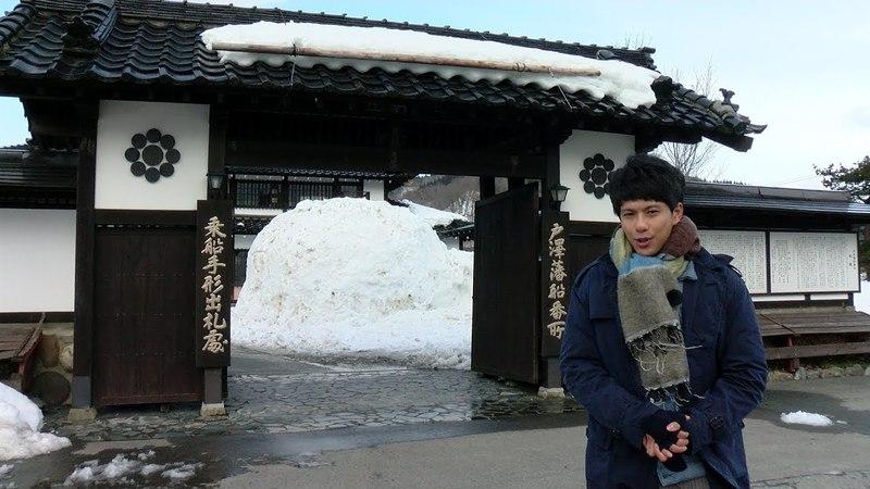 Journey to Oshin's Homeland Part 3: Mogami River Cruise