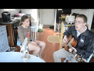 Hero (Family of the Year) - A cover by Nathan and Eva Leach (1)